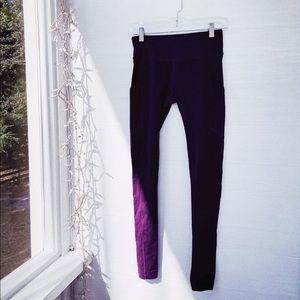 Lululemon // Purple Full Length Leggings🌛
